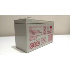 Аккумуляторная батарея WBR HR1234W (12v/9ah)