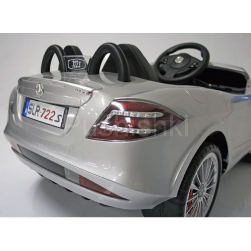 Детский электромобиль Mercedes-Benz SRL McLaren