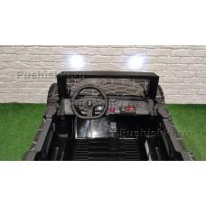 Детский электромобиль RiverToys BAGGY A707AA 4WD Spider