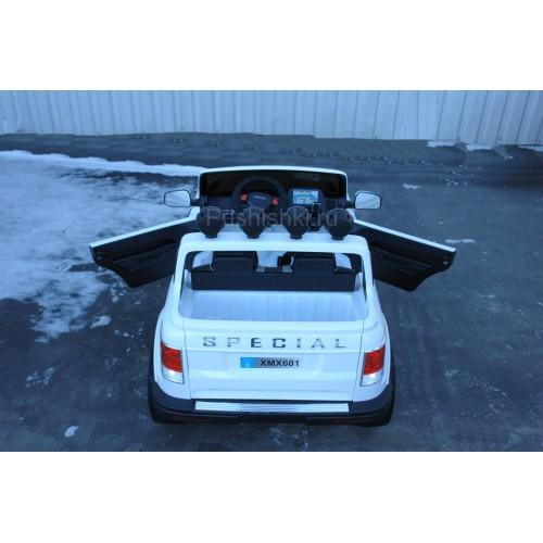 Детский электромобиль BARTY Range Rover XMX601(Happer) ПОЛНЫЙ ПРИВОД