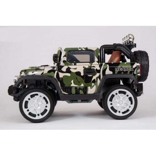 Детский электромобиль BARTY Jeep Wrangler (JJ-JJ235)