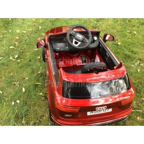 Детский электромобиль  BARTY AUDI Q7 VIP