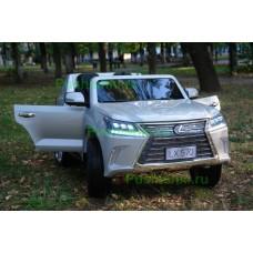 Детский электромобиль Barty Lexus LX570 4WD