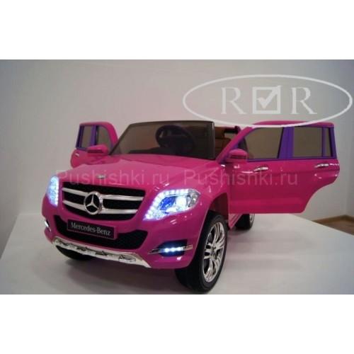 Детский электромобиль RiverToys Mersedes Benz GLK300 AMG