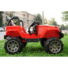 Детский электромобиль BARTY Jeep Т010МР ПОЛНЫЙ ПРИВОД