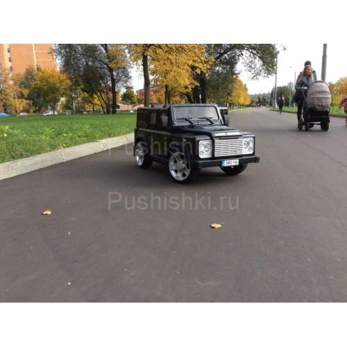 Детский электромобиль Land Rover Defender (DMD-198)