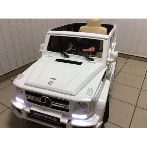 Детский электромобиль  Mersedes Benz G63 AMG Гелендваген
