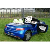 Детский электромобиль Barty Mercedes-Maybach S650 Cabriolet ZB188