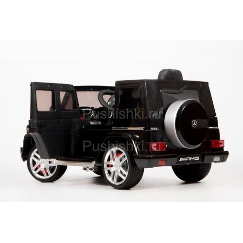 Детский электромобиль BARTY Mercedes-Benz G63 AMG (12V/10ah) Tuning