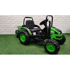 Детский трактор с прицепом BARTY TR001