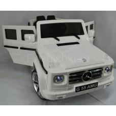 Детский электромобиль  Mercedes Benz G55 AMG Гелендваген LUX