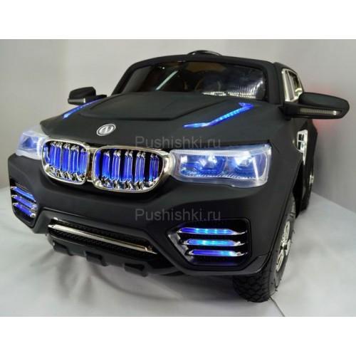 Детский электромобиль Kids Cars BMW X9 с надувными колесами