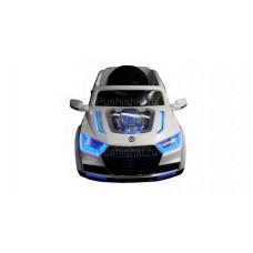 Детский электромобиль Bugatti KT6576 с надувными колесами