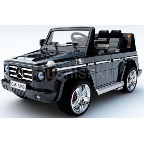 Детский электромобиль  Mersedes Benz G55 AMG Гелентваген