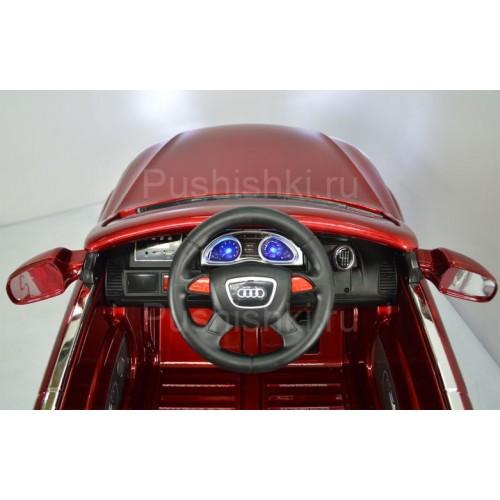 Детский электромобиль Kids Cars KT007 Audi Q7 с резиновыми колесами