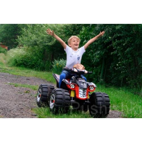 Детский квадроцикл Kids Cars JS318