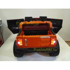 Детский электромобиль RiverToys JEEP WRANGLER O999OO полноприводный