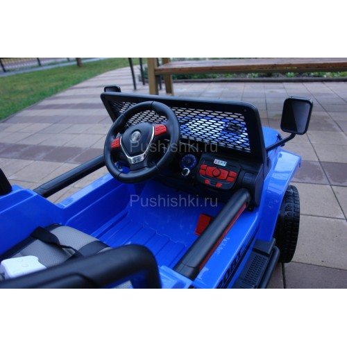 Детский электромобиль RiverToys Jeep T008TT