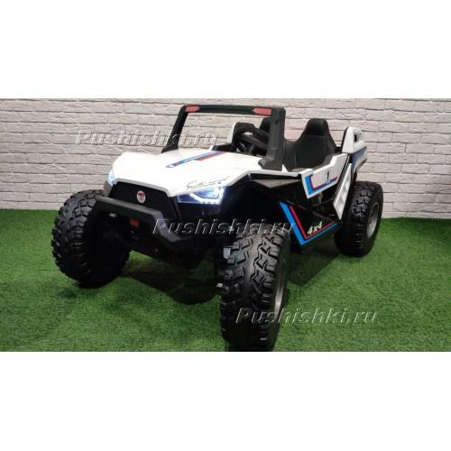 Детский электромобиль RiverToys BAGGY A707AA 4WD с дистанционным управлением