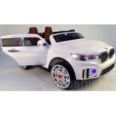 Двухместный детский электромобиль RiverToys BMW M333MM
