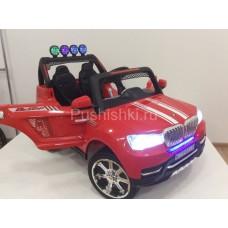 Двухместный детский электромобиль RiverToys BMW T005TT