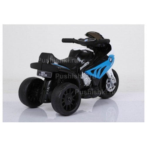 Детский электромотоцикл MOTO JT5188 (ЛИЦЕНЗИОННАЯ МОДЕЛЬ - BMW S1000 RR)