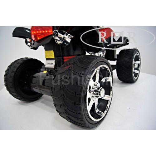 Детский квадроцикл  RIVERTOYS Е005КХ (резиновые колеса)