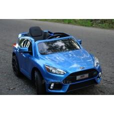 Детский электромобиль RiverToys FORD FOCUS RS (ЛИЦЕНЗИОННАЯ МОДЕЛЬ)