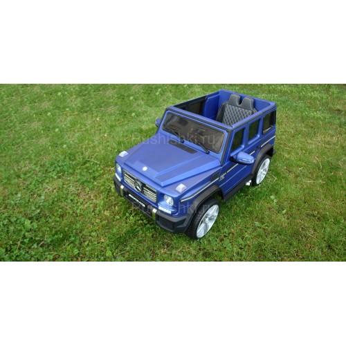Детский электромобиль RiverToys Mercedes-Benz-G65-AMG Матовый