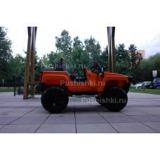 Детский электромобиль  RiverToys HUMMER A777MP