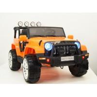 Детский двухместный электромобиль JEEP M777MM (4*4)