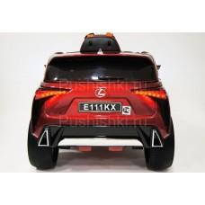 Детский электромобиль RiverToys LEXUS E111KX