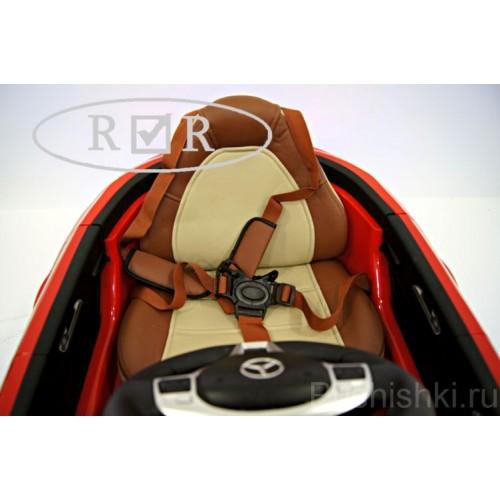 Детский электромобиль RiverToys Mercedes-Benz CLA45 A777AA