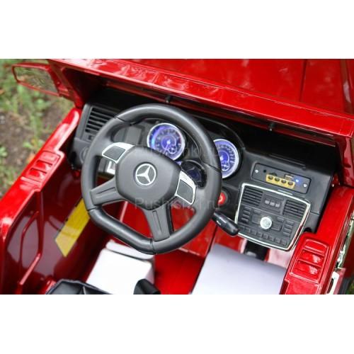 Детский электромобиль RiverToys Mercedes-Benz-G-65 (LS528)