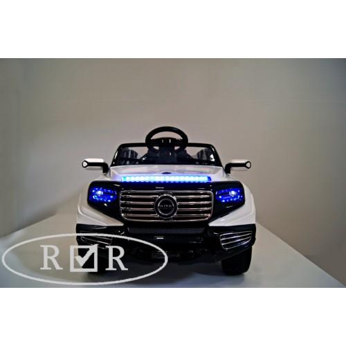 Двухместный детский электромобиль RiverToys Mers ЛИМУЗИН A555AA