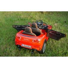 Детский двухместный электромобиль RiverToys Mini Cooper A222AA