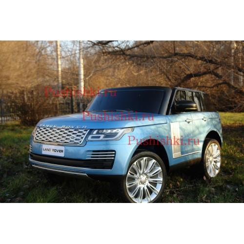Детский электромобиль RiverToys RANGE ROVER HSE 4WD