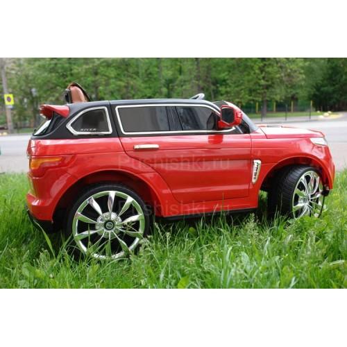 Детский электромобиль RiverToys RANGE ROVER SPORT E999KX