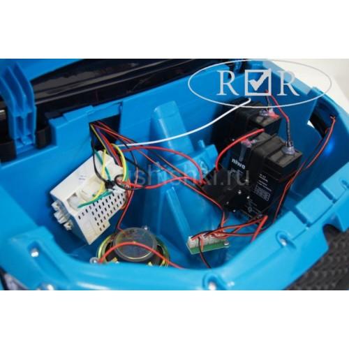Детский электромобиль RiverToys Range O007OO