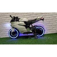 Детский мотоцикл Rivertoys Ducati A001AA-SX1628-G