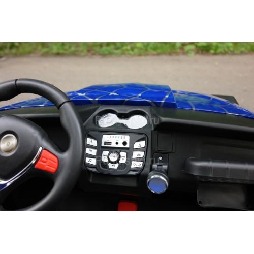 Детский двухместный электромобиль BUGGY T009TT - SPIDER (4*4)