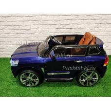 Детский электромобиль RiverToys Toyota Land Cruiser B111BB