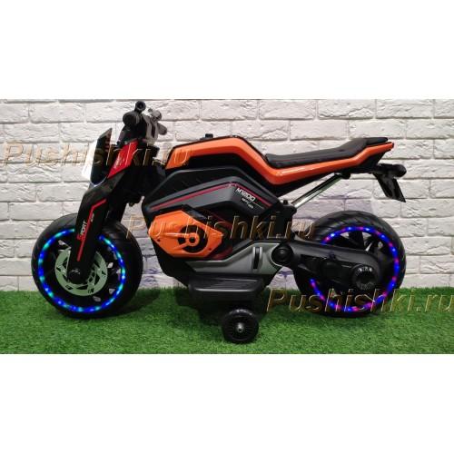 Детский электромотоцикл RiverToys X111XX