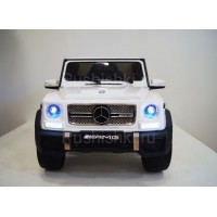 Детский электромобиль RiverToys Mercedes-Benz-G65-AMG Глянцевый