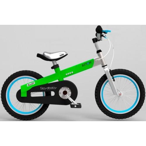 "Детский велосипед Royal Baby Buttons Alloy 16"""