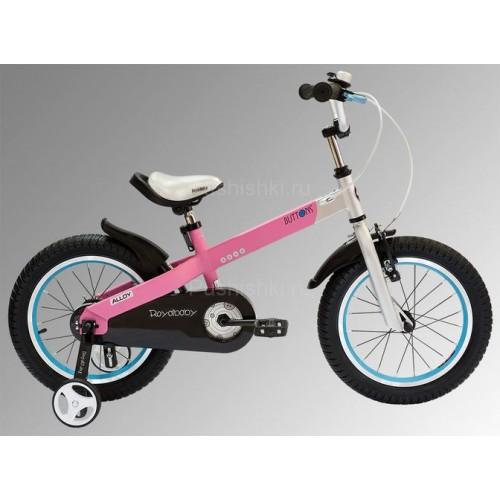 "Детский велосипед Royal Baby Buttons Alloy 18"""