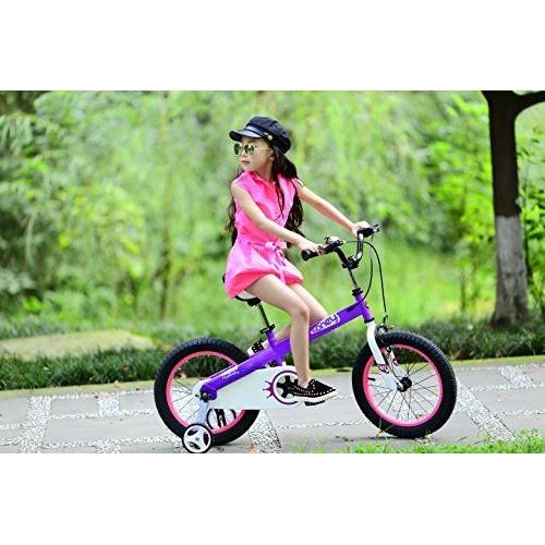 """Детский велосипед Royal Baby Honey Steel 18"""""""