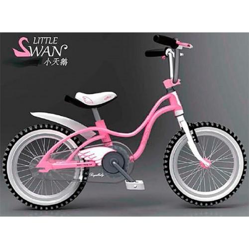 "Детский велосипед Royal Baby Little Swan Steel 12"""
