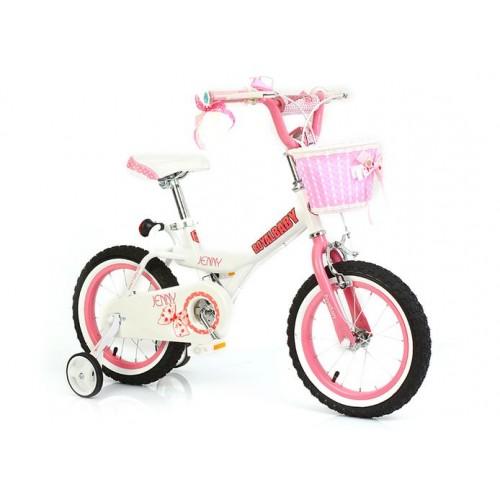 "Детский велосипед Royal Baby Princess Jenny Girl Steel 14"""