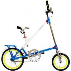 "Складной велосипед Royal Baby Smart Angle 10"", стальная рама"